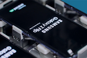 [Video] Behind the Scenes: Watch the Galaxy Z Flip Get Ready to Meet Users