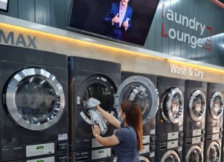 LG USHERS IN SMART AND HEALTHY LAUNDROMATS OF THE FUTURE